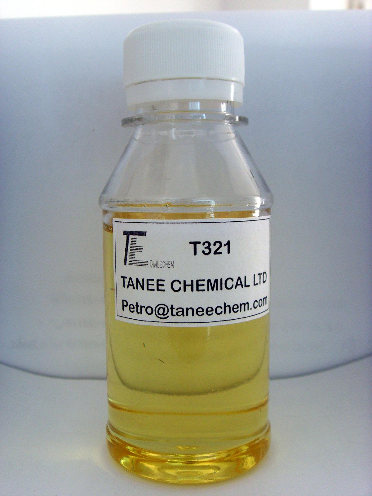 >>极压抗磨剂       硫化异丁稀极压抗磨剂,产品代号t321,本产品具有